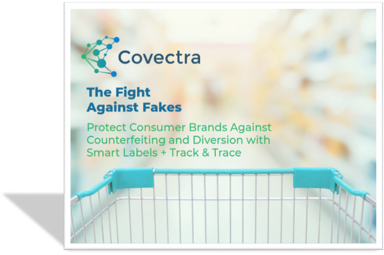 Smart labels for brand protection